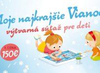 Nakreslite svoje najkrajšie Vianoce a vyhrajte 150 eur