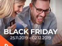 Súťaž BLACK FRIDAY 2019 na Vašekupóny.sk