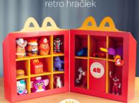 Súťaž o špeciálny zberateľský box plný retro hračiek McDonald's