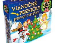 Súťaž o 2CD Box, ktorý obsahuje 40 kolied a vianočných piesní