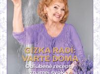 Súťaž o 3 kuchárske knihy Gizka radí: Varte doma