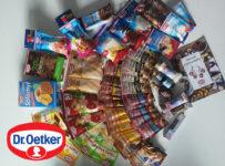 Súťaž o 3 tašky s produktami Dr.Oetker na pečenie