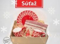Súťaž o Balík vianočných dekorácií