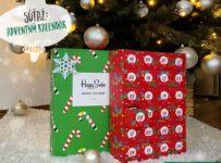 Súťaž o adventný kalendár plný ponožiek značky Happy Socks