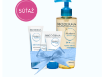 Súťaž o balenie produktov Atoderm