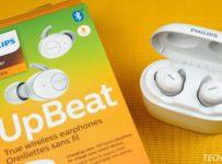 Súťaž o bezdrôtové slúchadlá do uší Philips UpBeat