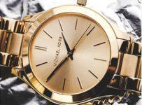 Súťaž o dámske hodinky Michael Kors Slim Runway MK3179
