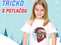 Súťaž o detské tričko s veselou potlačou