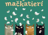 Súťaž o knihu Alexandry Pavelkovej Štyria mačkatieri