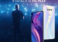 Súťaž o nový smartfón TCL Plex od NAY
