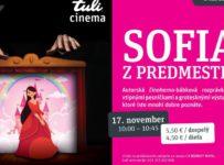 Súťaž o rodinné vstupenky na divadelné predstavenie Sofia z predmestia