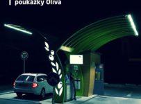 Súťaž o tri poukážky Oliva na tankovanie v hodnote 10 €