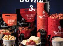 Súťaž o unikátny voňavý slovenský gourmet popcorn