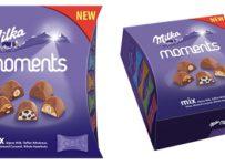 Súťaž s Milkou o darčeky a kúzelné chvíle s pralinkami Milka Moments