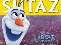 Súťaž s filmom Frozen : Ľadové kráľovstvo 2