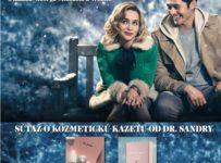 Súťaž s filmom Last Christmas o kozmetický balíček