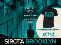 Súťaž s filmom Sirota Brooklyn
