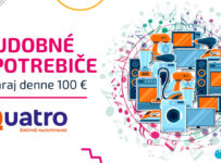 Uhádni vianočnú melódiu a vyhraj 100 € od Quatra