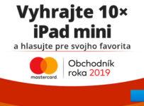 Vyhrajte 10x iPad mini