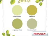 Vyhrajte farebné prekvapenie od Primalexu