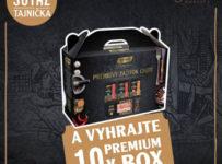 Súťaž o 10x PREMIUM BOX plný produktov Mecom