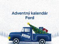 Adventný kalendár Ford plný výhier