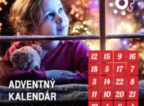 Adventný kalendár Zľavomat 2019