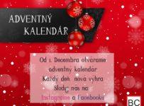 Adventný kalendár tradehouse.sk, každý deň nová výhra