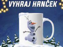Súťaž a vyhraj hrnček s obľúbenou postavičkou z Frozen