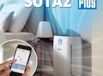 Súťaž o čističku vzduchu od spoločnosti Philips