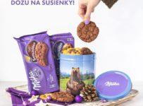 Súťaž o 10 dóz s motivom medvedice Mama Bear a sušienky Milka Cookie Sensation