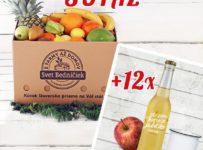 Súťaž o 12x novinku od Jablčnô - voňavý zimný nápoj Horúce jabĺčko