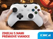 Súťaž o 2x Xboxe One S od DIGI Slovakia