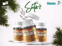 Súťaž o 3 balíčky MAGNEX CITRATE 150TBL od Vitabalans Slovensko