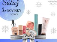 Súťaž o 3x balíčky nových produktov Catrice od Evita magazin