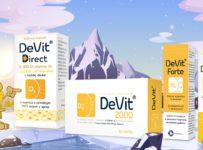 Súťaž o 4 balenia DeVit Forte®