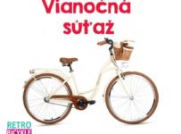 Súťaž o Retro Bicykel GOETZE COLOURS LTD 28