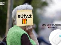 Súťaž o SOS Senior asistent GUARD