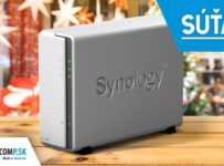 Súťaž o Synology DiskStation