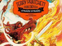 Súťaž o audioknihu Terryho Pratchetta - Stráže! Stráže!