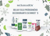 Súťaž o balíček produktov od Schmidt 's