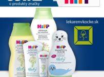 Súťaž o darčekový balíček HIPP