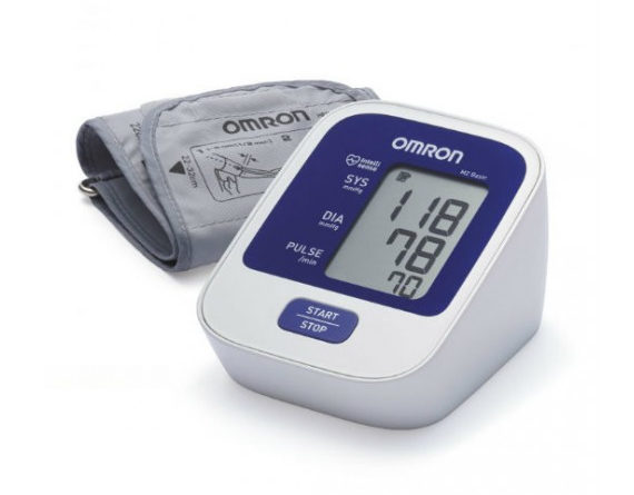 Súťaž o digitálny tlakomer OMRON M2 Basic