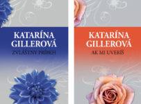 Súťaž o dvojicu kníh od Kataríny Gillerovej