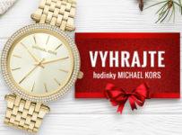 Súťaž o hodinky Michael Kors Darci MK3191