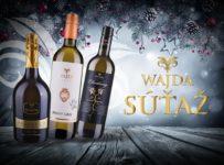 Súťaž o kartón exkluzívneho vína WAJDA z rady TOP vín Koreň