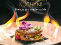 Súťaž o knihu od Kataríny Nádaskej Afrodiziaká v slovenskej kuchyni
