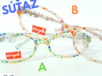 Súťaž o kvetinový detský rám na okuliare