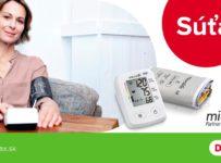 Súťaž o plnoautomatický tlakomer Microlife BP A2 Accurate
