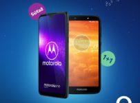 Súťaž o smartfóny Motorola One Macro a Motorola Moto E5 Play